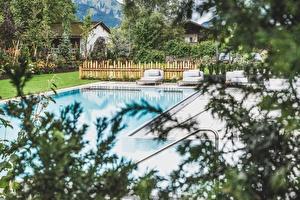 PURE Resort Ehrwald in Wellhotel