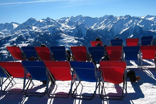 Waarom Mountain Residences - uitzicht op de bergen